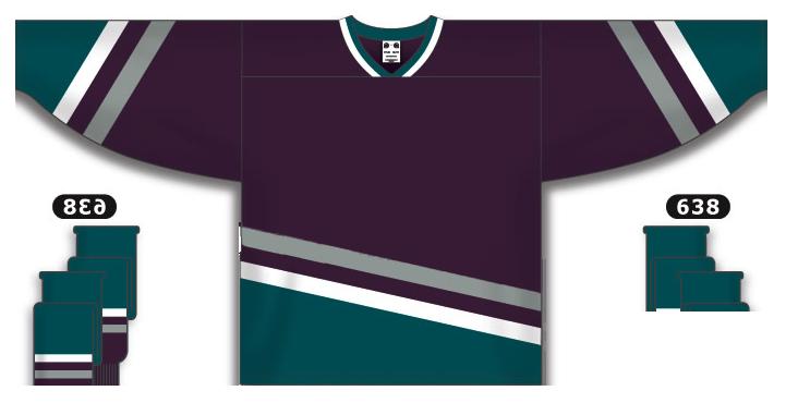 Custom Anaheim hockey jersey #ana638b - Design Your Own At ...